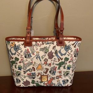 Disney Dooney and Bourke Toy Story Purse Tote